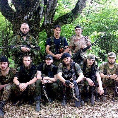 mujahidin chechnya