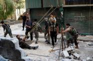 bombard by muslim syria
